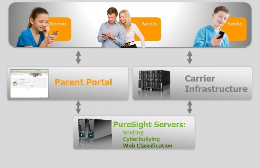 PureSight Mobile Network Based Solution for Carriers
